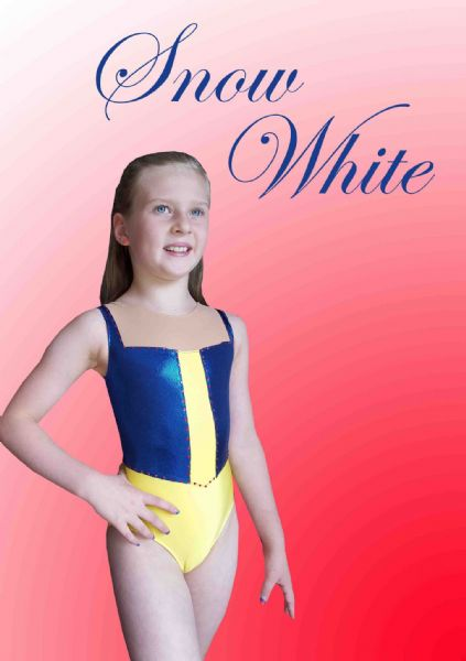 SNOW WHITE Sleeveless